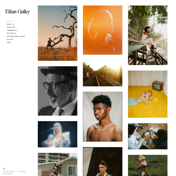 Ethan Gulley | Los Angeles Photographer