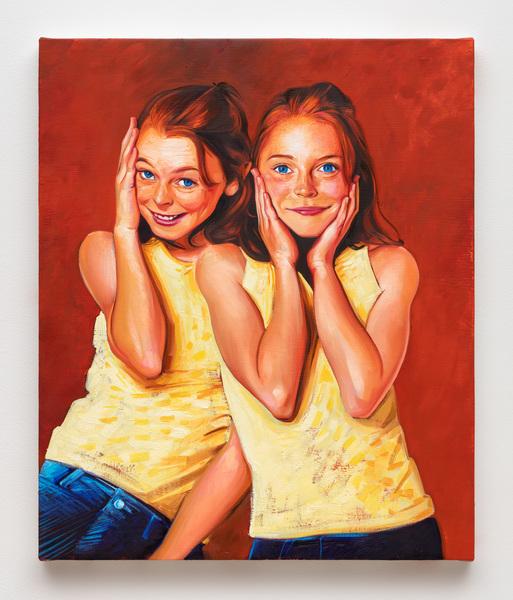 Hallie and Annie, 2020