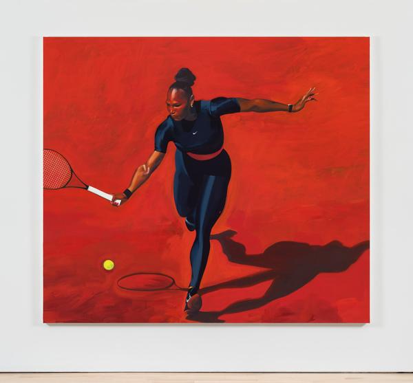 2020.02 Sam McKinniss: Jonathan Taylor Thomas, Serena, 2019