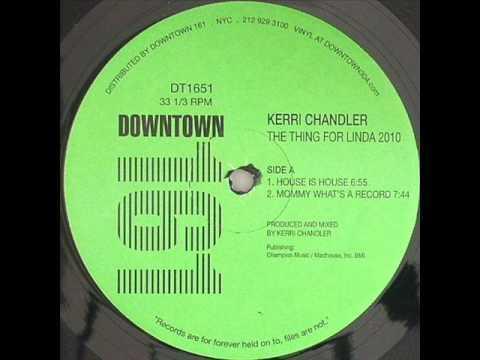 Kerri Chandler - Kerri Bacharach