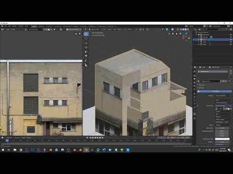 More Detailed Building Modeling