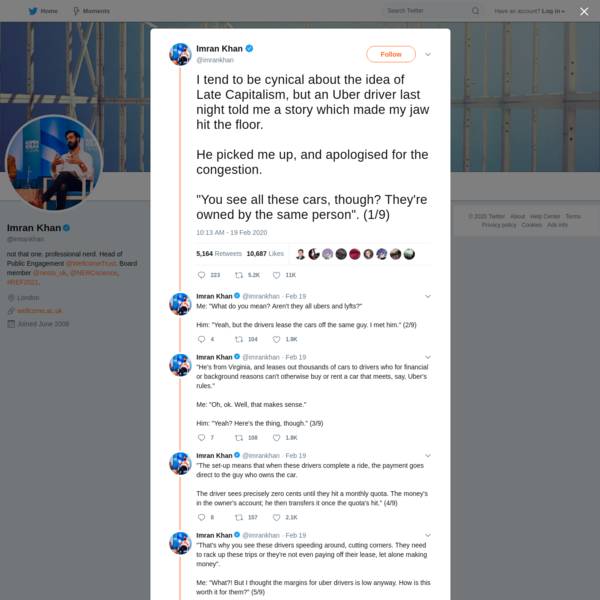Imran Khan on Twitter