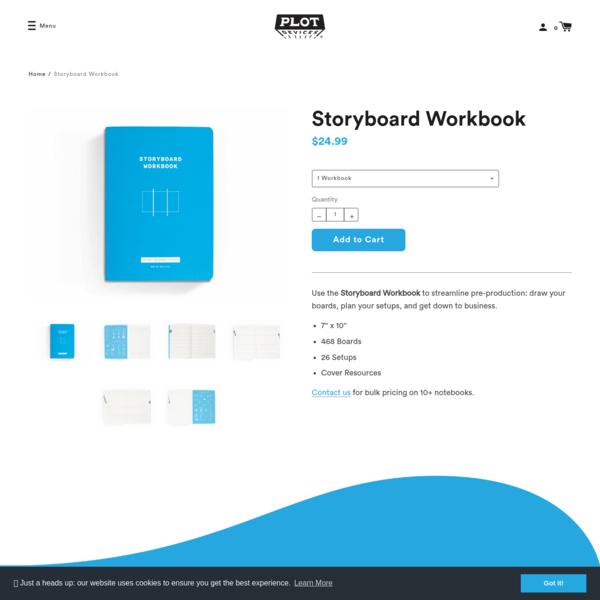 Storyboard Workbook – Plot Devices