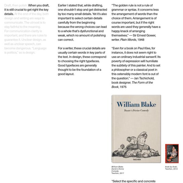 Designer as Writer — Page 5