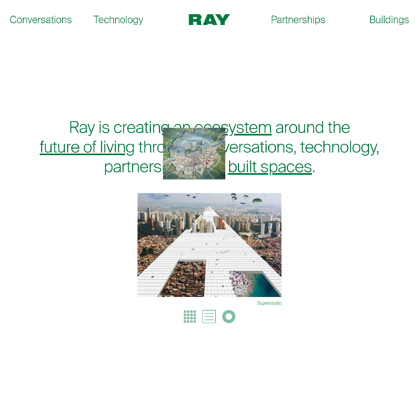 Ray - Home