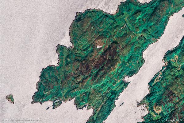 Argyll and Bute, Scotland, United Kingdom (Google Earth View 13099)