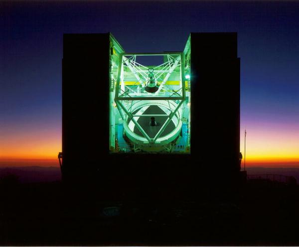 MMT Observatory Webcam