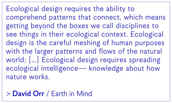 David Orr / Earth in Mind