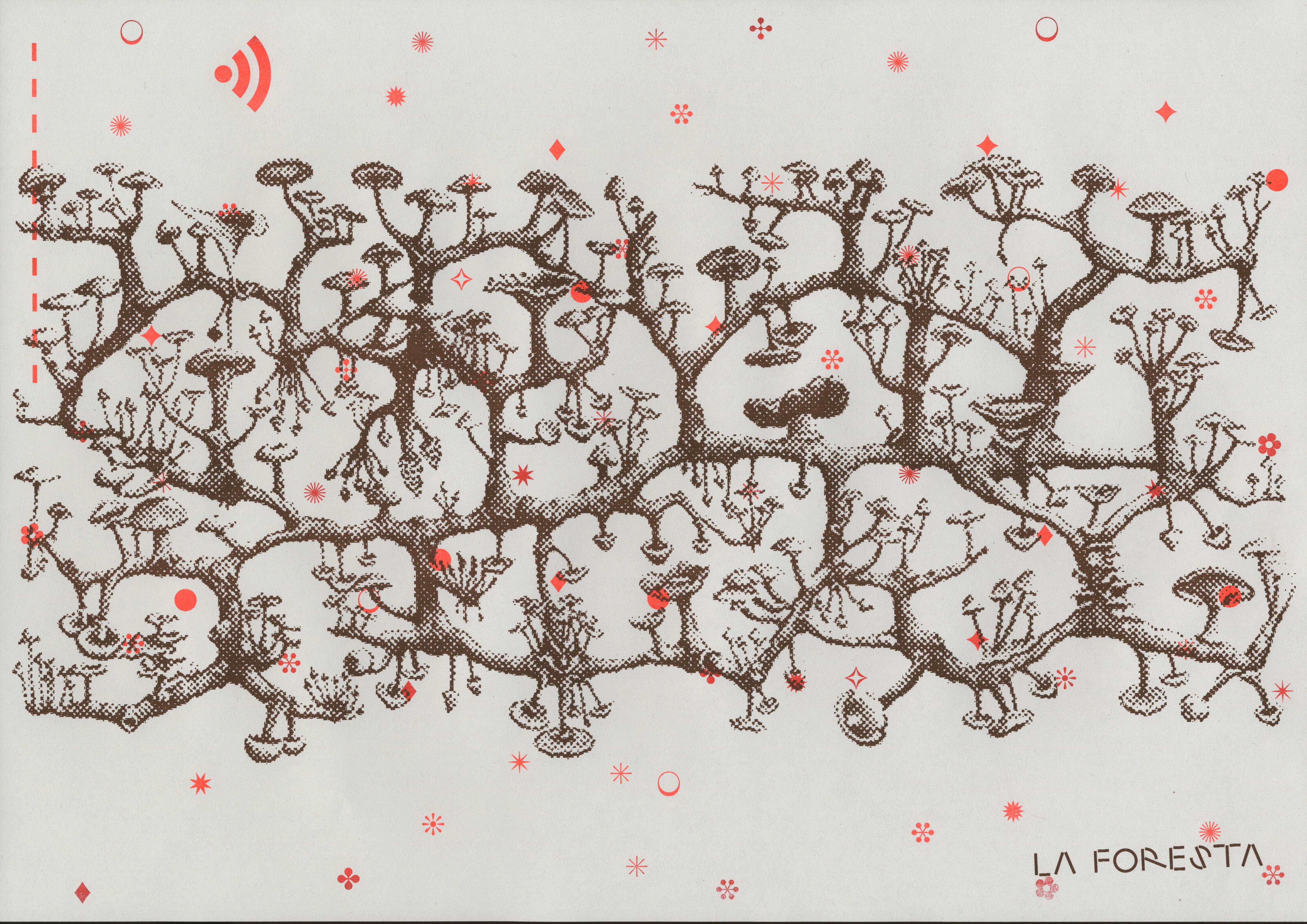 La Foresta rhizome