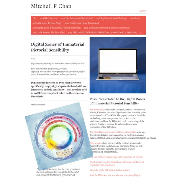 Mitchell F Chan