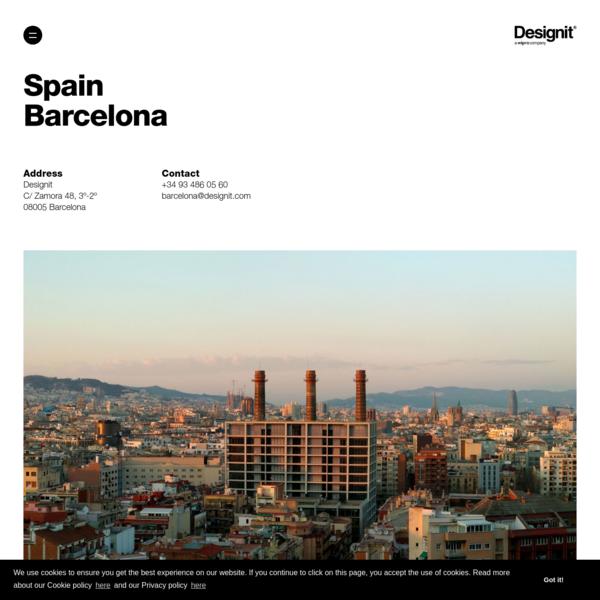 Barcelona - Designit