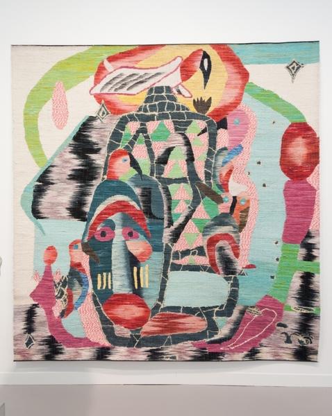 "Yann Gerstberger, ""Overdetermined System,"" 2017"