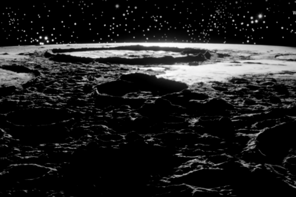 Screenshot from Universe (1960)