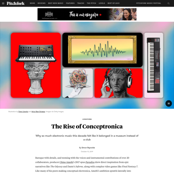 The Rise of Conceptronica