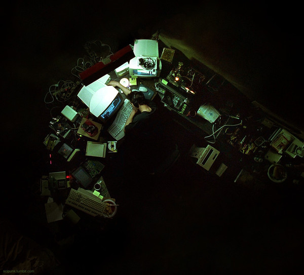 Neo's Desk