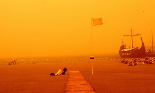 canary islands (sandstorm)