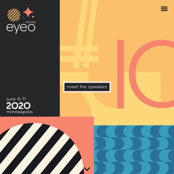Eyeo Festival | Converge to Inspire