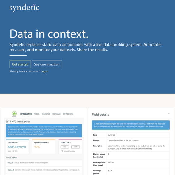 Syndetic