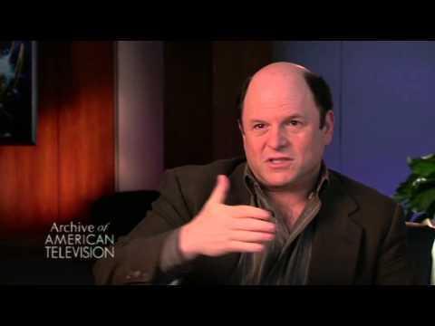 Jason Alexander discusses 'George Costanza' being based on Larry David- EMMYTVLEGENDS.ORG - YouTube