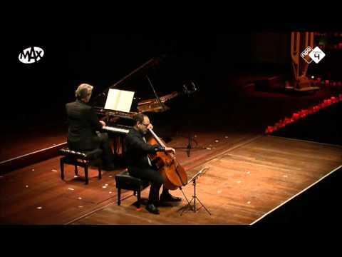 Storioni Nacht: Messiaen - 'Louange a l'eternité de Jesus' voor cello en piano
