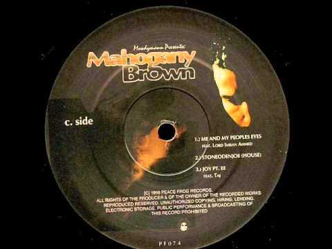 Moodymann - Me & My People's Eyes (Album Version)
