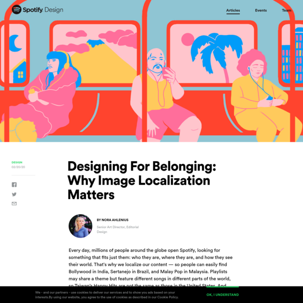 Designing For Belonging: Why Image Localization Matters