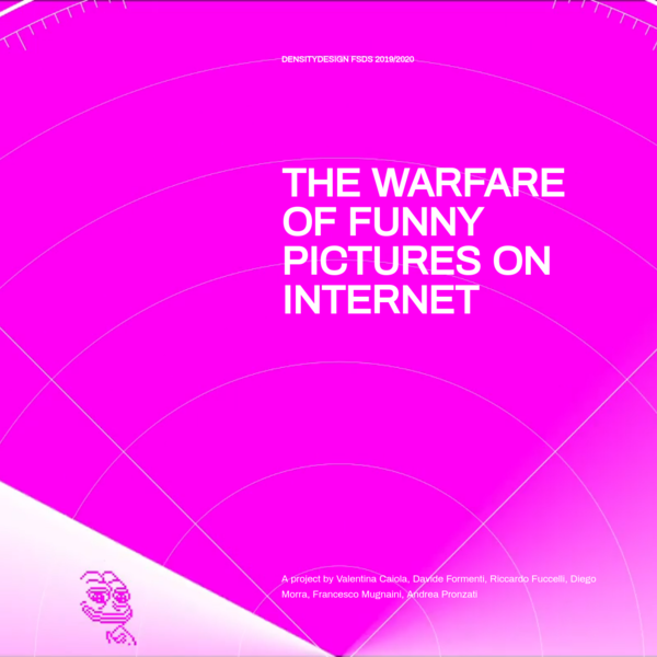 The warfare of funny pictures on internet
