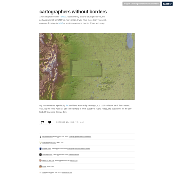 cartographers without borders