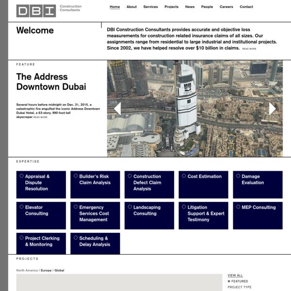 DBI Construction Consultants