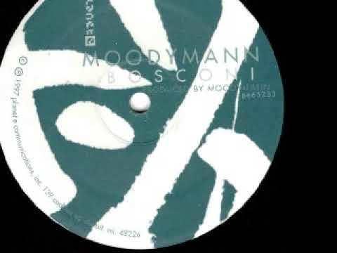 Moodymann - Bosconi