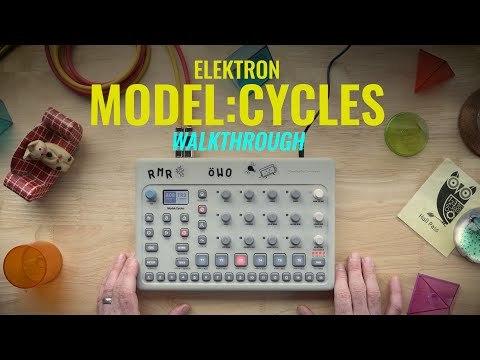 Elektron Model:Cycles - Walkthrough and Demo