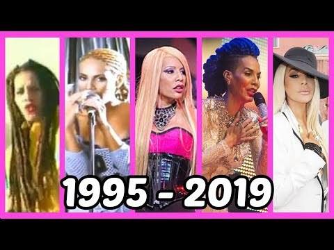 IVY QUEEN - SÚPER Evolución Musical [1995 - 2019]