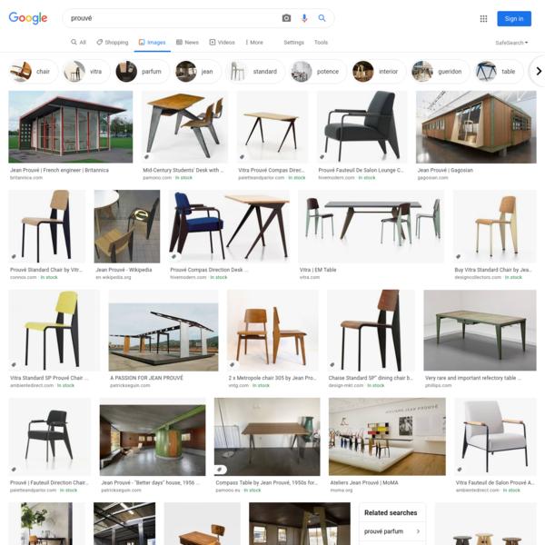 prouvé - Google Search