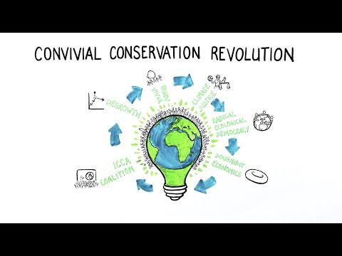 The Conservation Revolution: a post-capitalist manifesto for conservation