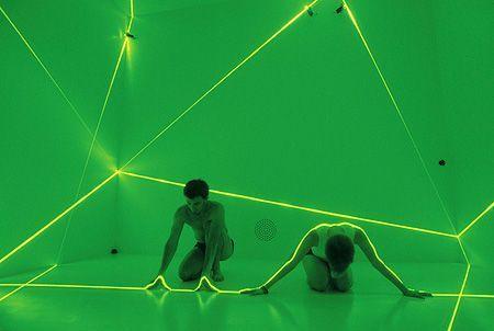 UNTITLED. 2004. Choreographer Jürg Koch and Jody Kuehner