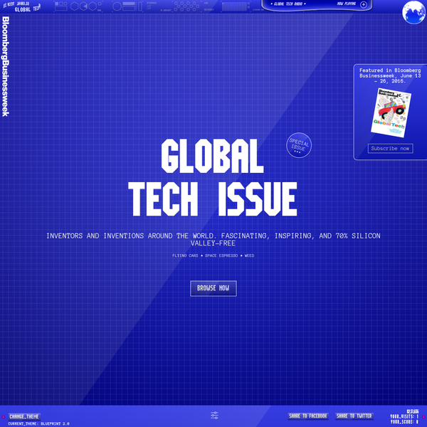 Global Tech Issue 2016
