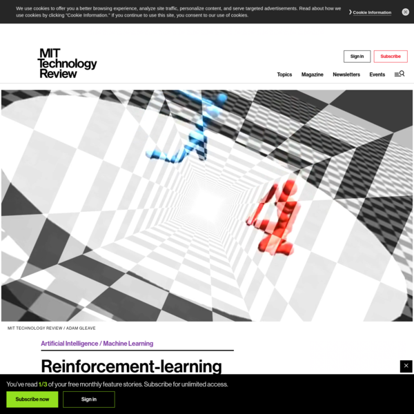 Reinforcement-learning AIs are vulnerable to a new kind of attack