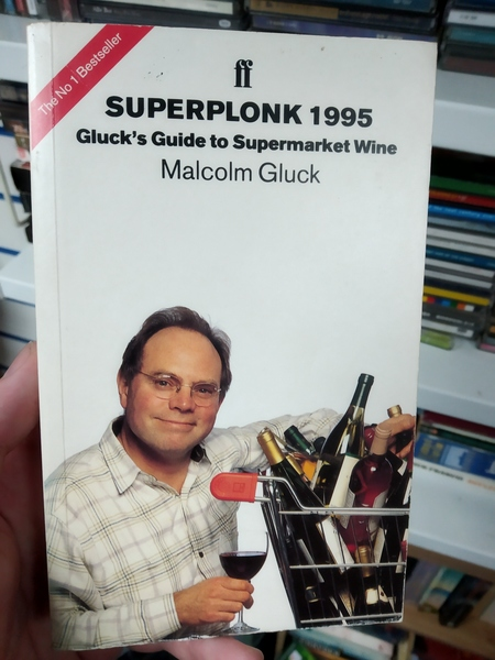 """Superplonk 1995"" book"