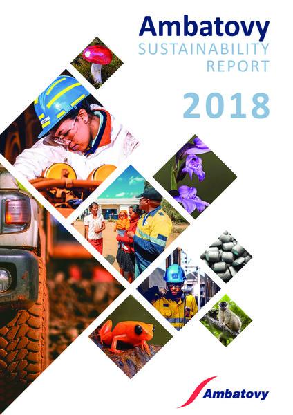 Ambatovy (Madagaskar mining company) Sustainability Report