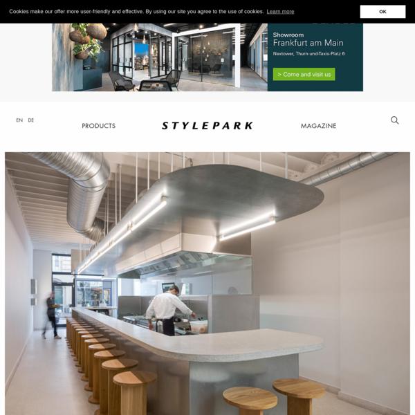 David Thulstrup designs Gasoline Grill in Copenhagen | STYLEPARK