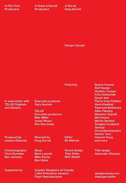 Design Canada (2018)