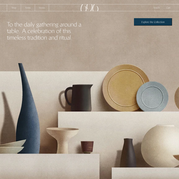 696 NYC | A place for carefully curated objects by Japanese craftsmen