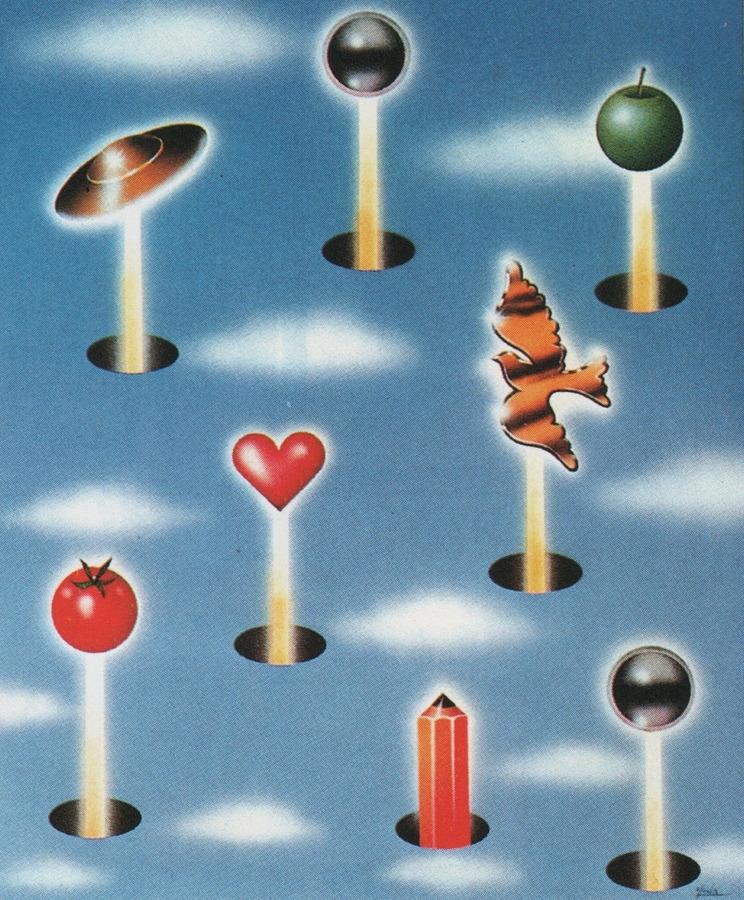 Sadayuki Yoda, from JCA Annual 4 (1982)