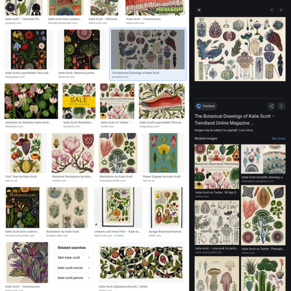 katie scott illustration - Google Search