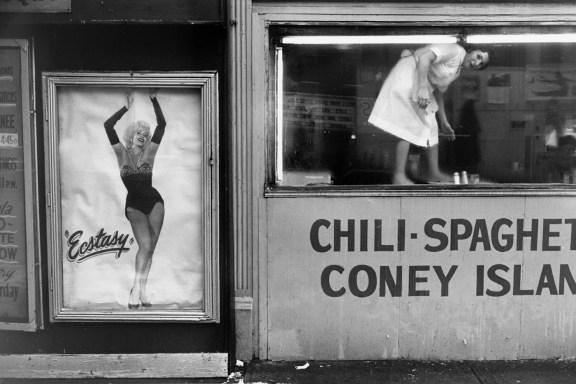 Lee Friedlander, Cincinnati, Ohio, 1963