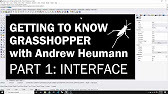 Getting to Know Grasshopper - YouTube