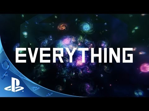 Everything is a conciousness simulator and open universe exploration game by David OReilly. http://everything-game.com Everything is a game in which everything you see is a playable character. The game allows you to be anything you want and experience the same world through the thousands of points of view.