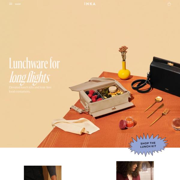 INKA Elevated Lunchware