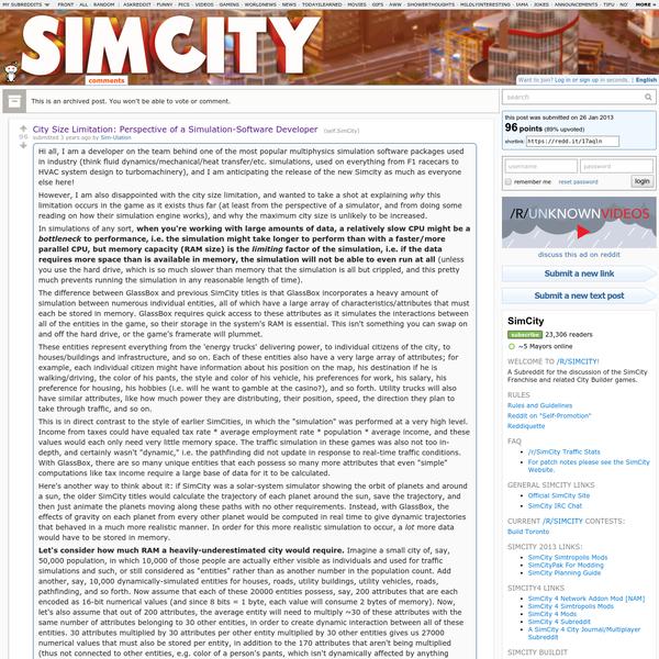 Urban Growth Sim