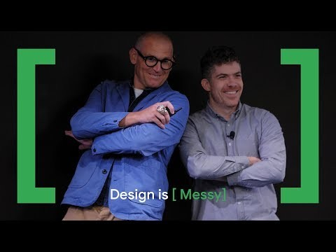Design Is [Messy] : Approaches to engaging with complexity